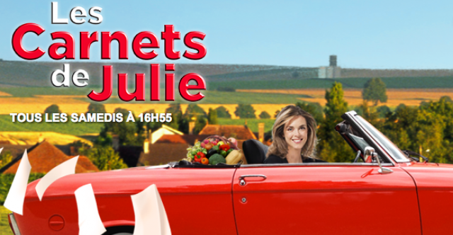 T l julie andrieu pr sente la cuisine ashk naze d 39 alsace - Julie cuisine le monde ...
