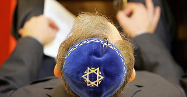 d 233 tricoter la pol 233 mique de la kippa actualit 233 juive