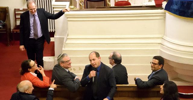 Rencontres juives liberales