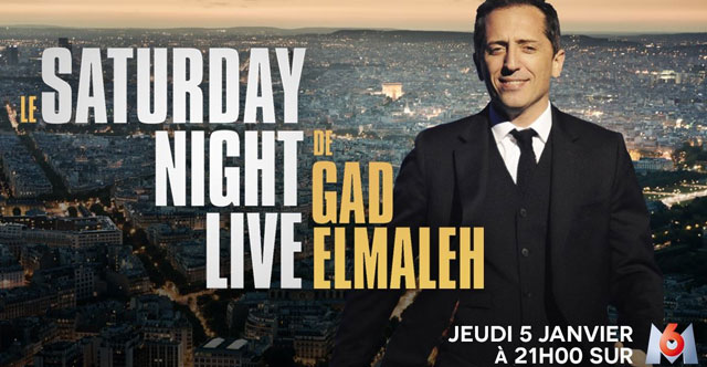 saturday night live d barque sur m6 avec gad elmaleh actualit juive. Black Bedroom Furniture Sets. Home Design Ideas