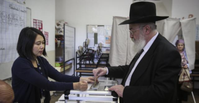 Second tour en israël un plébiscite pour macron actualité juive