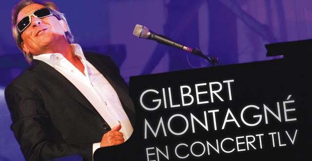 Gilbert Montagné devient citoyen israélien