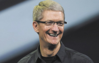 Tim Cook, le PDG du groupe Apple (DR)