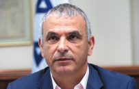 Le ministre des Finances Moshe Kahlon (FLASH90)