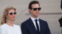 Ivanka Trump accompagnée de son mari Jared Kushner (Flash90)